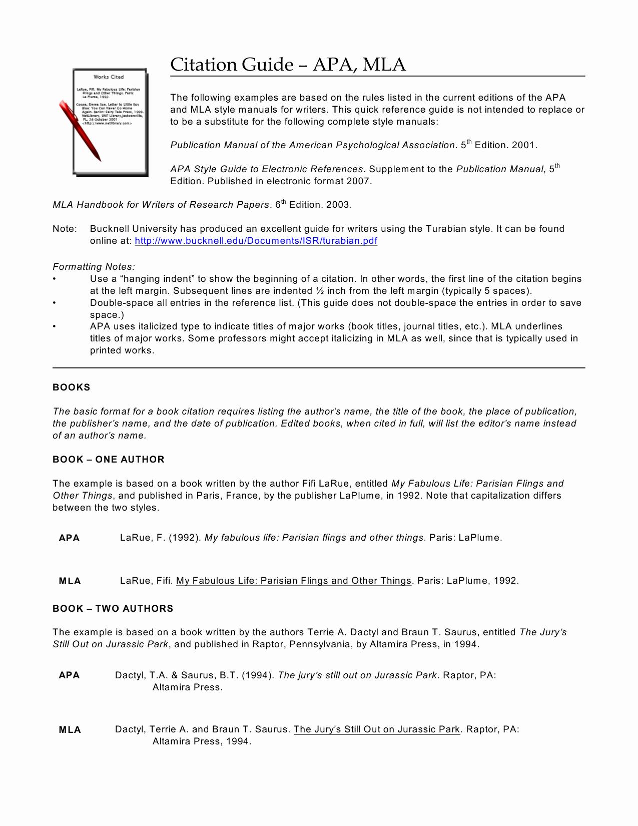 50 Mla Citation Practice Worksheet