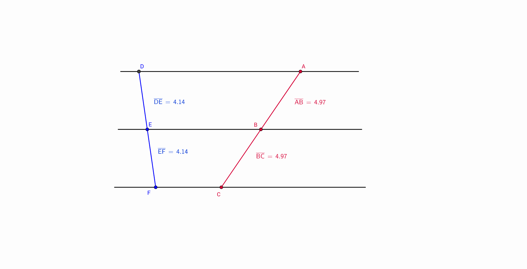 50 Parallel Lines And Transversals Worksheet
