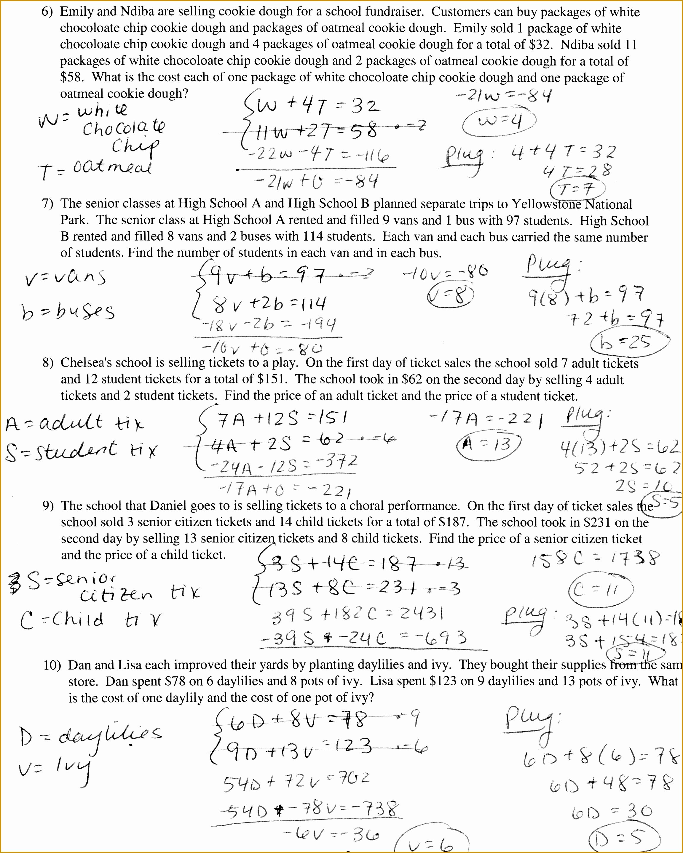 50 Using The Quadratic Formula Worksheet