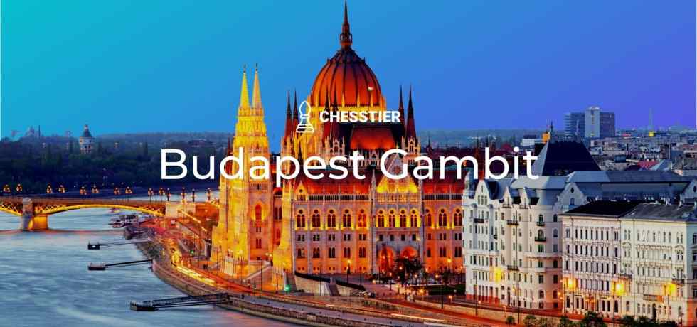 Budapest Gambit Cover