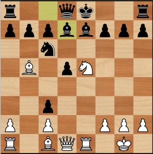 Nakhmanson Gambit Trap