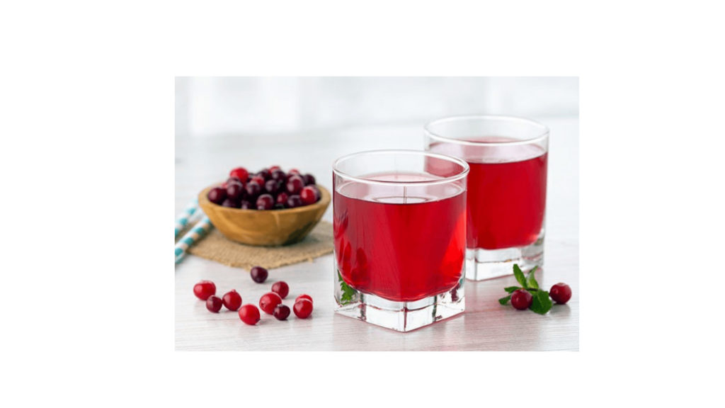Healthy Natural Drinks That Reduces The Cholesterol Level-Cranberry Juice