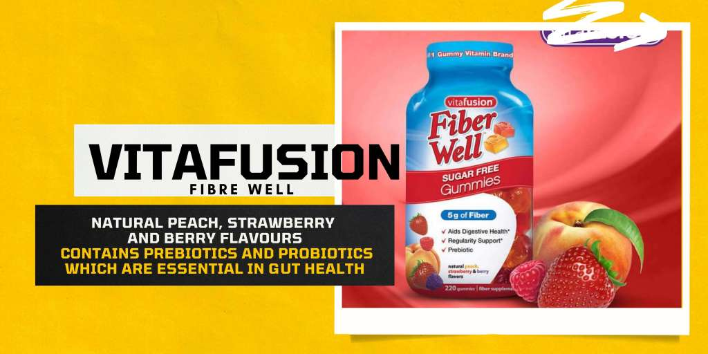 Vitafusion Fibre Well ( Product value $19 )