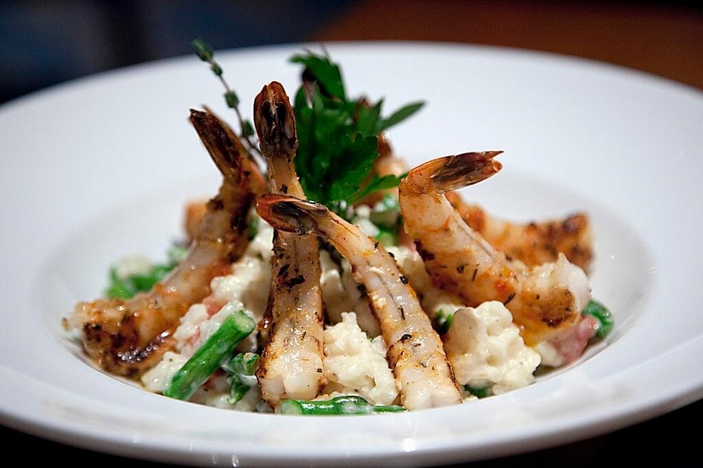 benefits of consuming shrimp