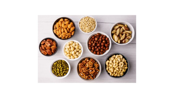Best healthy diet options for cholesterol Nuts