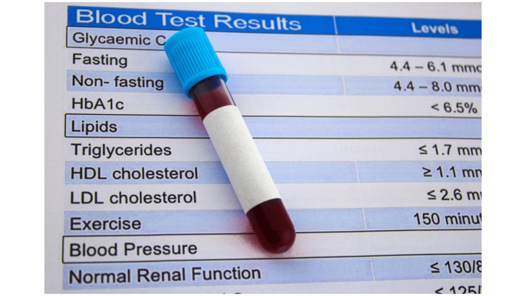 What Did Your Cholesterol Levels Mean
