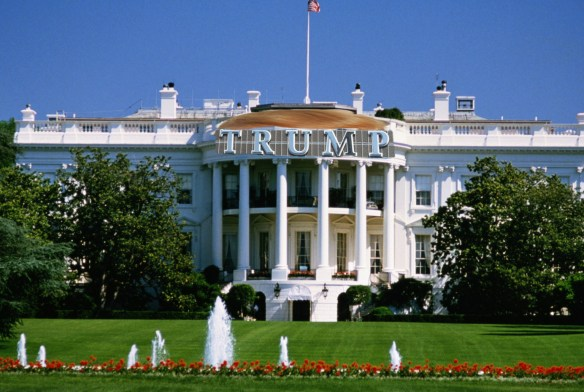 trump whitehouse