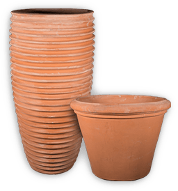 Italian Terra Cotta Pots