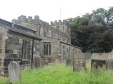 Pentrich Church