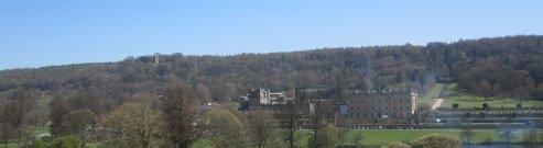 A Chatsworth panorama