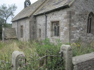 Ballidon Church - a redundant, friendless building ?