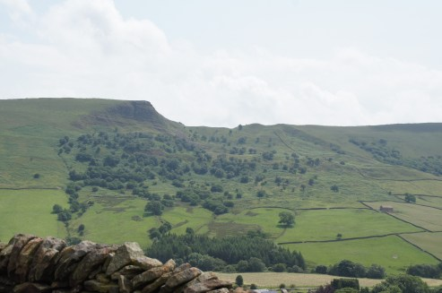 Back Tor from Jaggers Clough