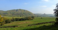 Chrome Hill and Parkhouse from Hollinsclough