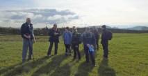 The group at Hartington