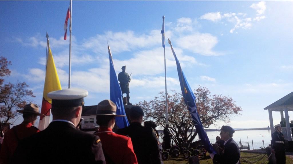 Remembrance Day Chester Nova Scotia