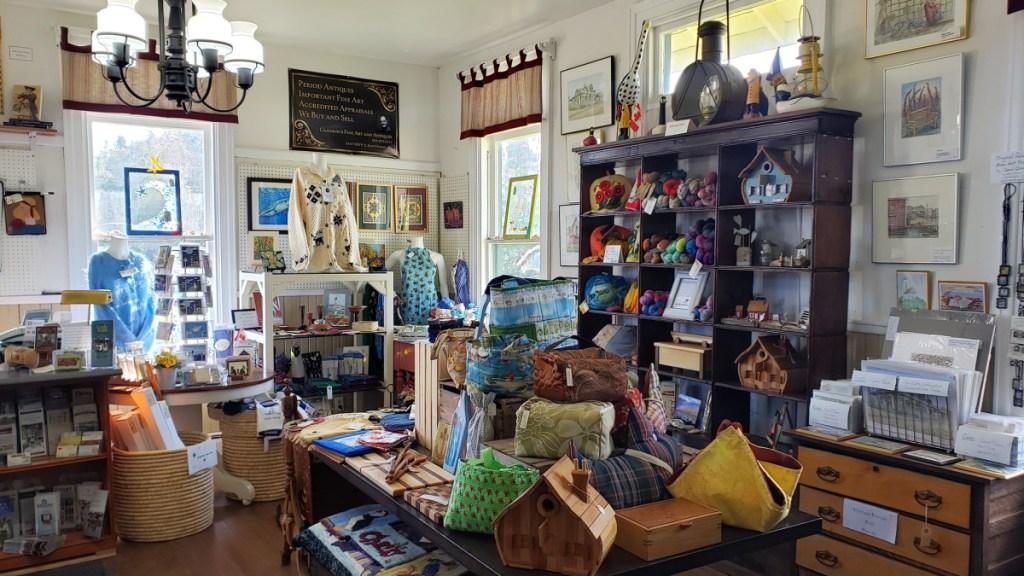 Station 20 Handcraft Shoppe & Museum