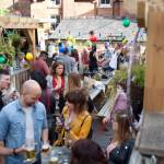 Commonhall St Social Courtyard