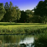 Upton-By-Chester Golf Club Lake Hole