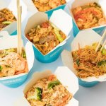 Wok And Go Noodle Boxes