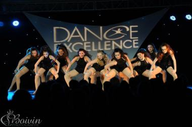 Work, choreographed by Pam Devenney at Dance Excellence 2013