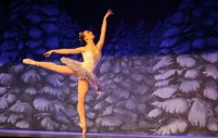 Taylor Sandell as Snow Queen