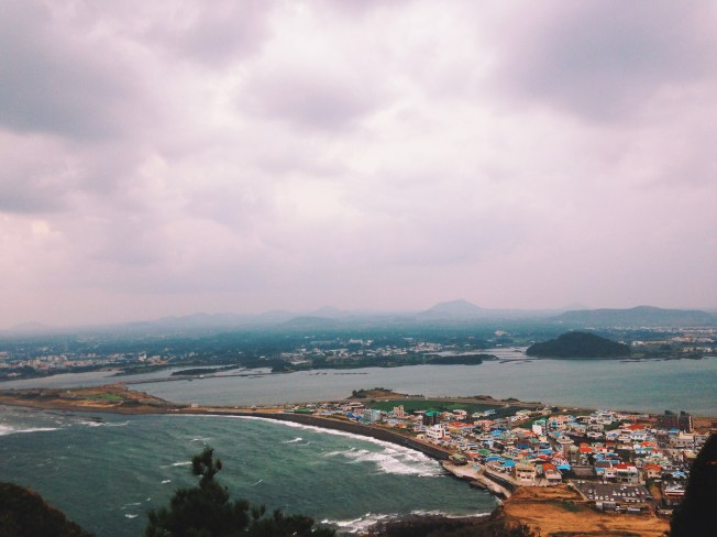 The beauty that is Jeju.