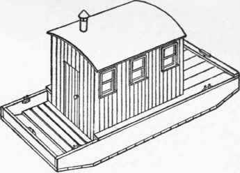 House Boat 484