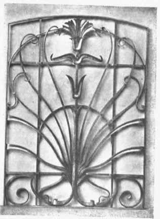 Drawing, Design, Lettering, Etc. Applied To Wood And Metal Work ...