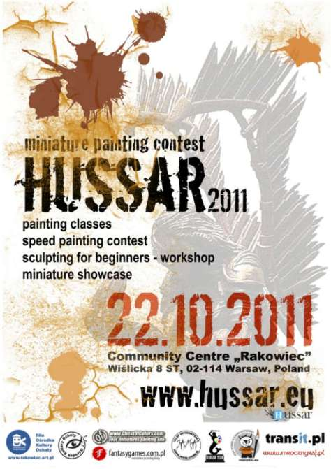 Photo: Husar 2011 - biggest miniature painting competition in Poland