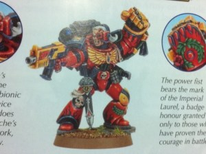 Warhammer 40.000 25th Anniversary Space Marine model - review (5)