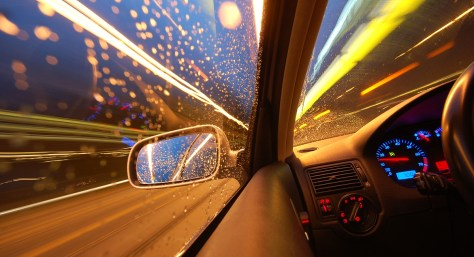 About driving and contrast