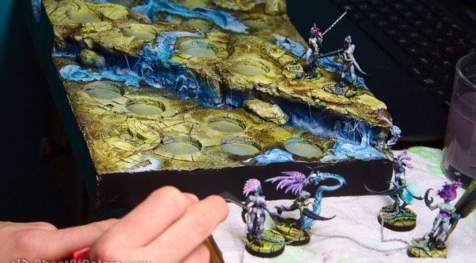 Base for Emperor's Children – section 1 done
