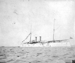 USS Montgomery, Tompkinsville (Staten Island), NY, June 1896