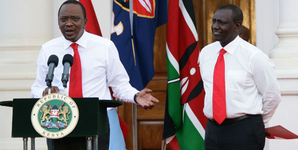 UhuRuto grew GDP by 7 percent at the cost of a 127 percent increase in debt since 2013
