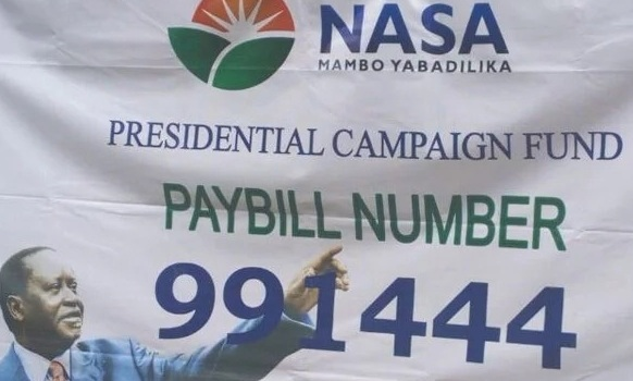 Citizen Contributions to NASA Campaigns is the best thing to have happened to Kenya's Democracy