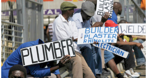 No amount of entrepreneurship can save jobless Kenyans from a shrinking economy