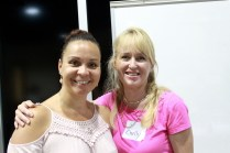 Liza Akley & Chelly Brown