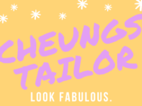Cheung's Tailor Logo