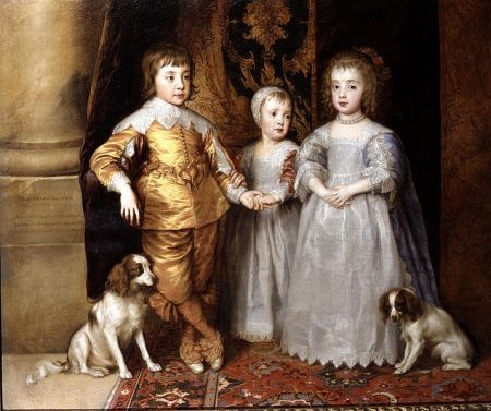 King Charles Child