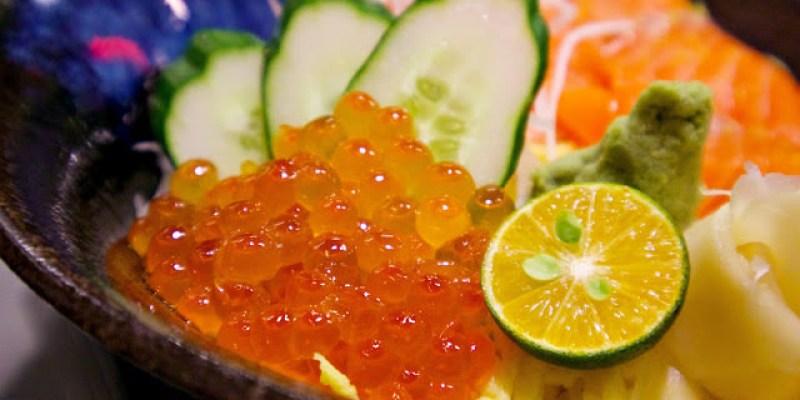 台中西屯│竹和屋 准日食*朝富路上新開日式料理店。新鮮食材讓人幸福感飆升啊