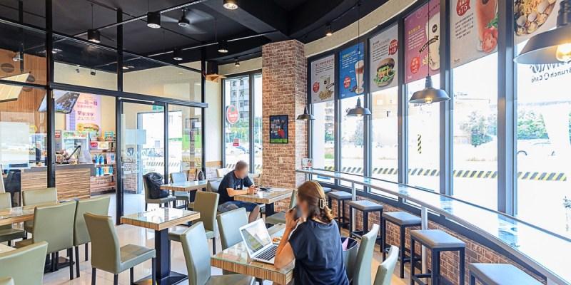 台中老字號早午餐再進化!最新三代店可容納多達百人,還有契作茂谷柑金桔果汁買一送一!