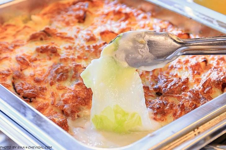 20200920155225 76 - 熱血採訪│台中大份量義大利麵、燉飯新開幕!滿滿炸魚看不到底下的麵,還有濃湯、飲料與小點心無限取用!