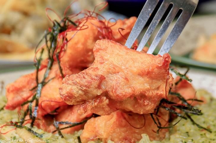 20200920155332 87 - 熱血採訪│台中大份量義大利麵、燉飯新開幕!滿滿炸魚看不到底下的麵,還有濃湯、飲料與小點心無限取用!