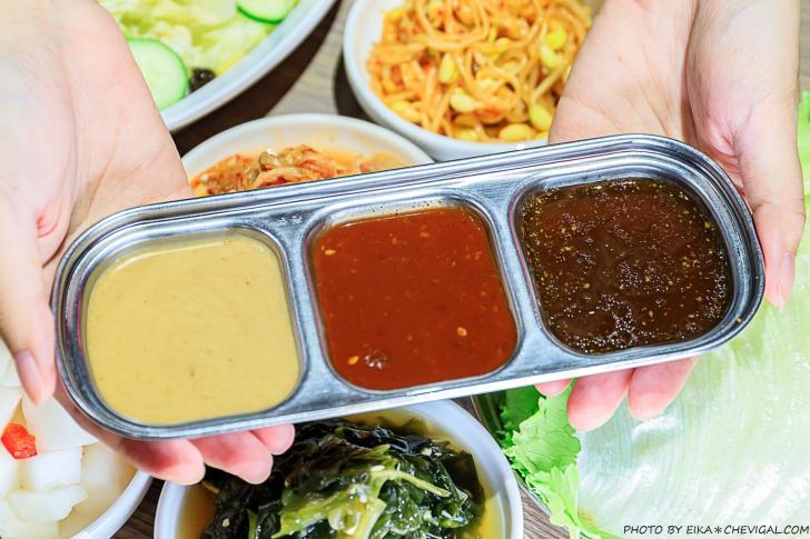 20201211170703 40 - 熱血採訪│台中人氣韓式火烤兩吃吃到飽!最低499元起就能吃爽爽,更有超豪華海鮮盤送你吃!