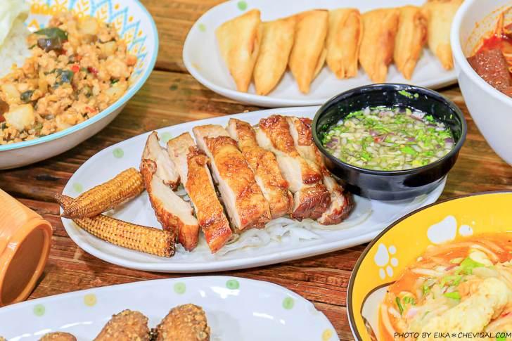 20201221112501 64 - 熱血採訪│台中泰式料理推薦,一個人也能吃泰式料理!還有超酷金黃炸榴槤餅好涮嘴~