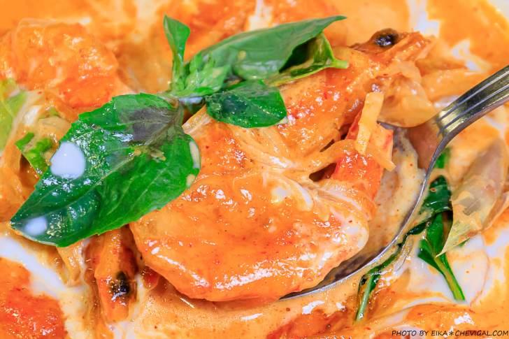 20210225200207 85 - 熱血採訪│台中西區曼谷皇朝泰式料理,平價美味99元起、午餐時段合菜還有85折~