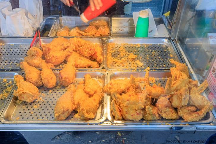 20210227205426 74 - 據說是被麵包耽誤的炸雞店!炸雞肉質水嫩好吃,下午開賣人潮幾乎不間斷~