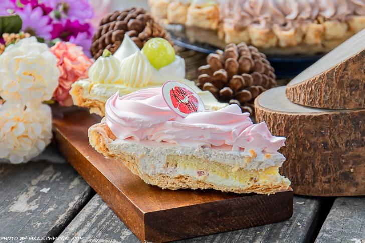 20210420142540 38 - 熱血採訪∣薔薇派母親節蛋糕再進化!綜合5種口味超繽紛,還有人魚蛋糕美的冒泡,預購買一送一更划算~