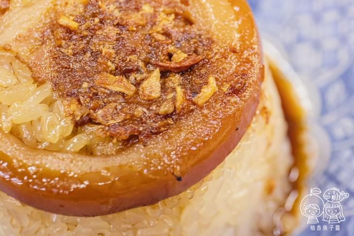 20210912192305 75 - 擁有天使光環的米糕!一定要攪拌加辣最對味,還有網友大推Q嫩滷大腸頭入味好吃!