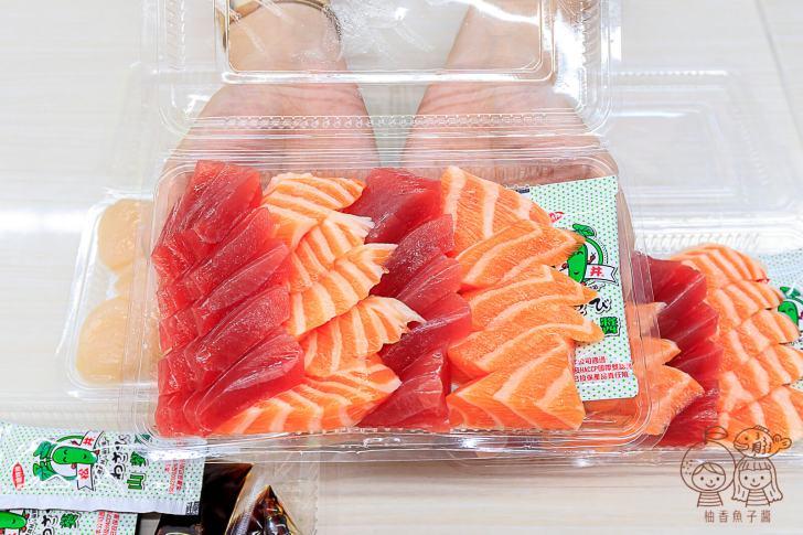 20210929205131 25 - 夜貓子才能吃得到的超人氣生魚片!半夜12點開賣,每片只要10元,想嚐鮮最好提前來排隊
